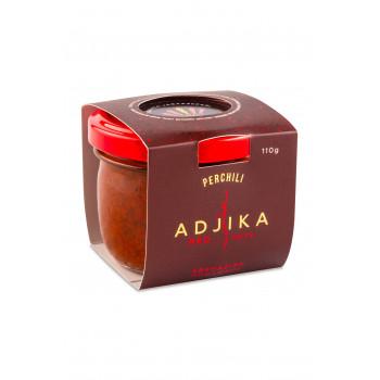 Аджика Абхазская острая красная классическая Perchili 110 гр