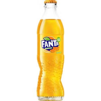 Напиток  Fanta ст/б 0.33мл