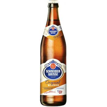 Пиво темное нефильтрованное неосветленное непастеризованное Шнайдер Вайсс ТАП 07 Майн Оригинал