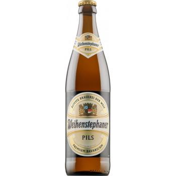 Пиво светлое, фильтрованное, пастеризованное Вайнштефан Пилс