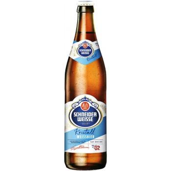 Пиво светлое фильтрованное непастеризованное Шнайдер Вайсс ТАП 02 Майн Кристалл