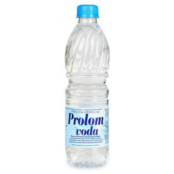 """Столовая минеральня вода """"Пролом Вода"""", Planinka, Сербия, 0.5 л."""