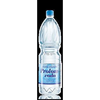 """Столовая минеральня вода """"Пролом Вода"""", Planinka, Сербия, 1.5 л."""