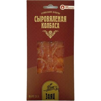 Нарезка сыровяленая Заяц, Мир продуктов, Россия, 75 г