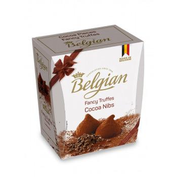Трюфели со вкусом какао 200 г. Бельгия