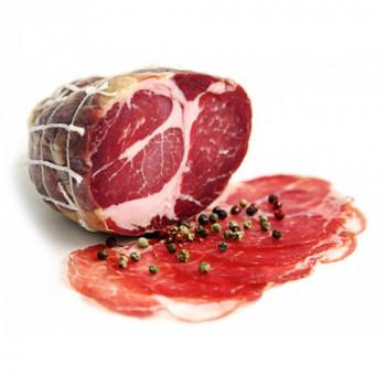 """Мясо """"Коппа"""" свинная, ручная нарезка"""