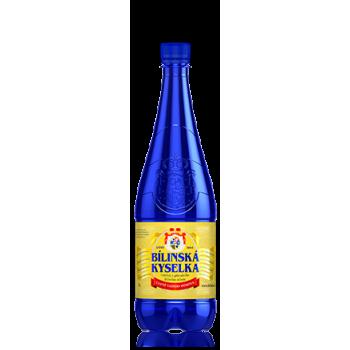 """Лечебно-столовая минеральная вода """"Билинская Киселька"""",  BHMW, Чехия, 1 л"""