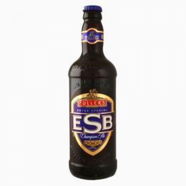 Пиво темное фильтрованное пастеризованное Фуллерс ЕСБ