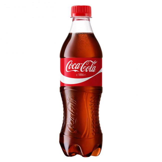 Напиток Coca Cola,п/б, 0,5 Россия