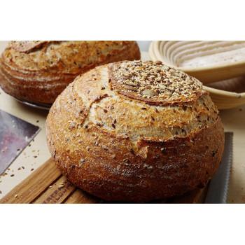 Цельнозерновой хлеб (с семенами льна) Старый Крым