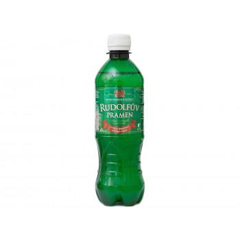 """Лечебно-столовая минеральная вода """"Рудольф Прамен"""", BHMW, Чехия, 0,5 л"""
