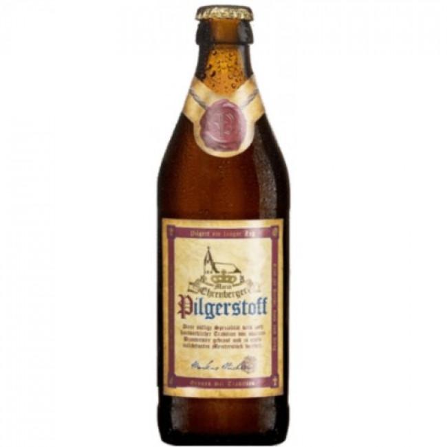 Пиво ПИЛГЕРСТОФФ светлое фильтрованное пастеризованное