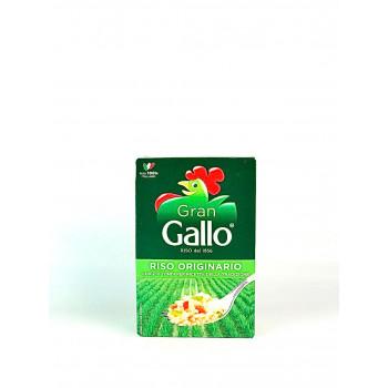 Рис Ориджинарио Шлифованный, Gallo, 0.5 кг