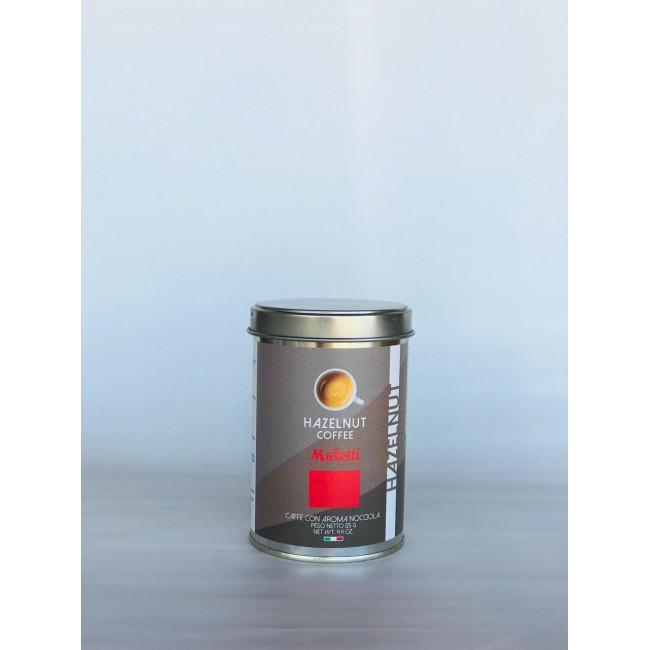 Кофе молотый Musetti ХЕЙЗЕЛНАТ ж/б 0,125г.