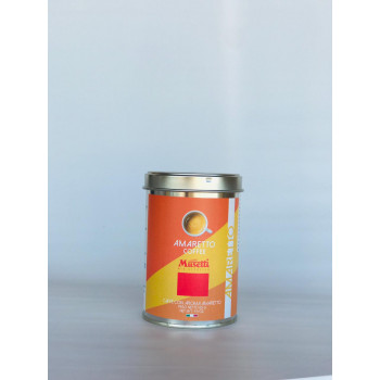 Кофе молотый Musetti АМАРЕТТО ж/б 0,125г.