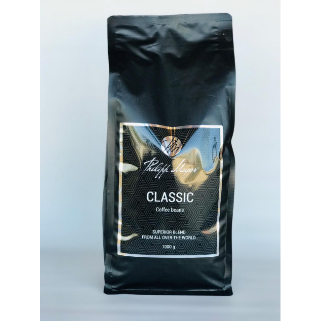 Кофе жаренный в зернах Philipp Mayer КЛАССИК , 1кг