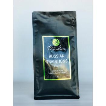 Чайный напиток ароматизированный РУССКИЕ ТРАДИЦИИ Philipp Mayer 0,150г.