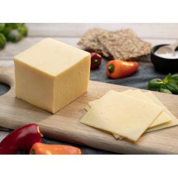 Сыр Чеддер Свисс полутвёрдый 45% жирности, Margot Fromages,Швейцария, 100 гр