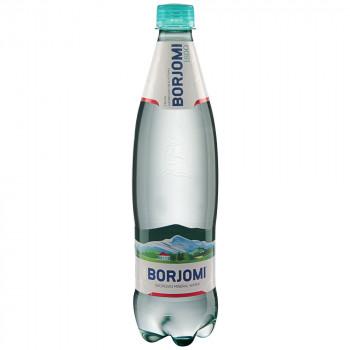 Вода мин. лечебно-столовая Боржоми газ. пл.бут  0.75л.