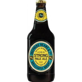 Пиво Shepherd Neame, Strong Pale Ale, Стронг Пейл Эль 0.5 л