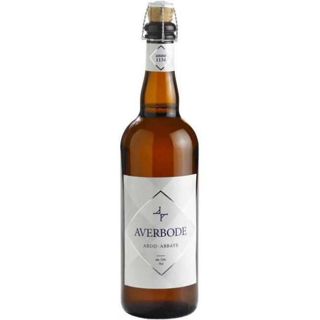 """Пиво """"Averbode"""", монастырское пиво """"Авербод""""  0.75 л (1бут.*0,75+2бок.)"""
