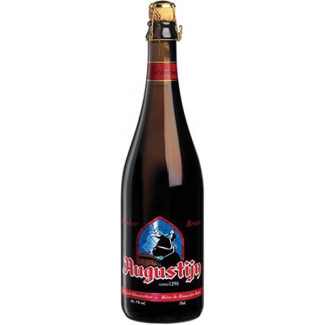 """Пиво """"Augustijn"""" Brune, 0.75 л"""
