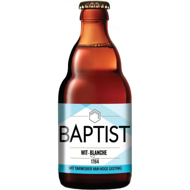 """Пиво """"Baptist"""" Wit, 0.33 л"""