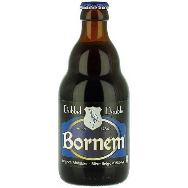 """Пиво """"Bornem"""" Double, 0.33 л"""