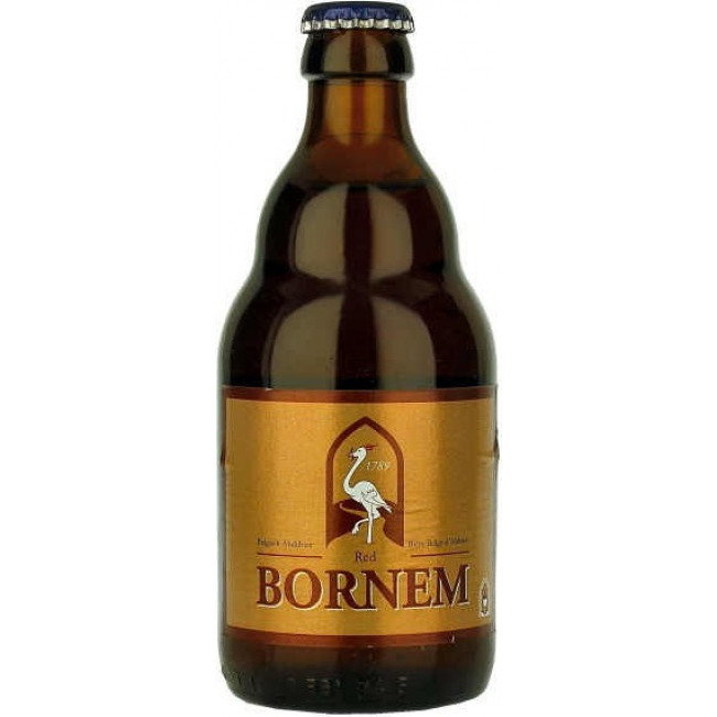 "Пиво ""Bornem"" Red, 0.33 л"
