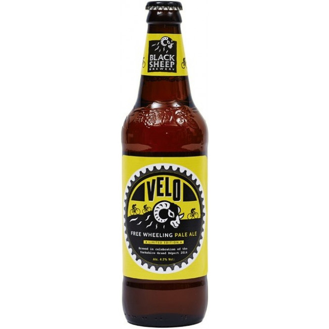 """Пиво Black Sheep, """"Velo"""", 0.5 л"""