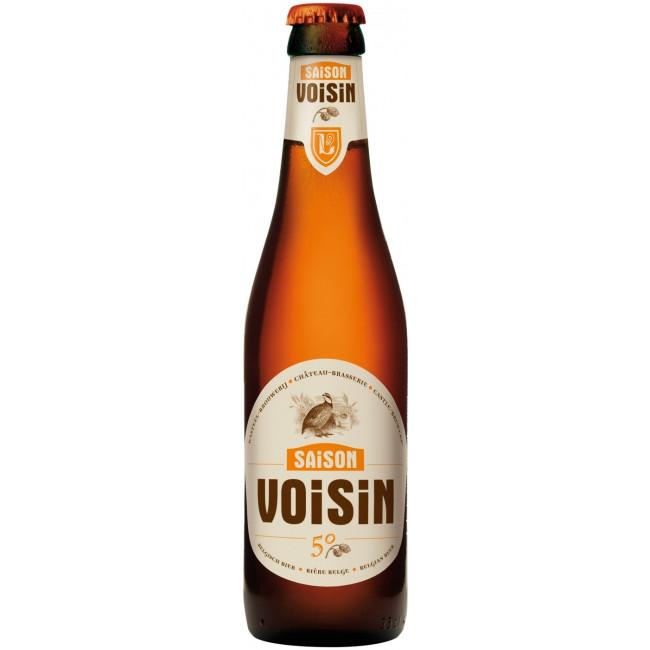 "Пиво Brasserie des Legendes, Saison ""Voisin"", 0.33 л"