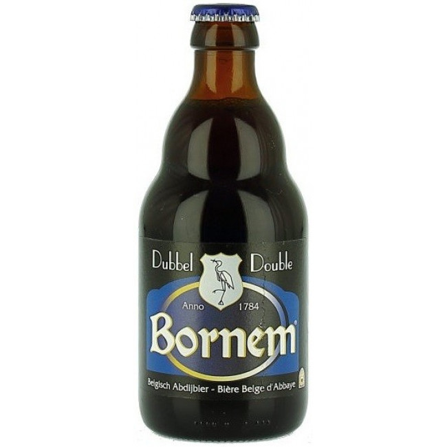 """Пиво """"Bornem"""" Double,  """"Борнем Дубль"""" 0.33 л"""