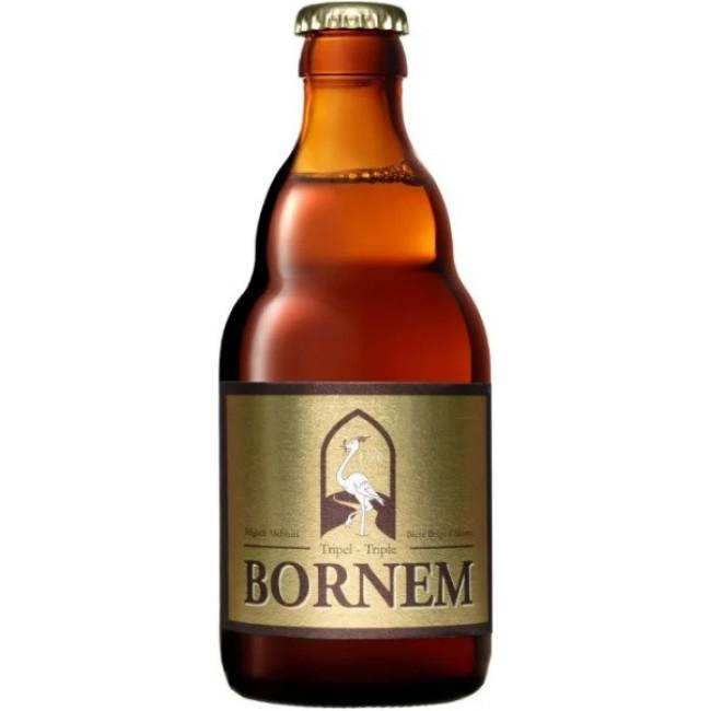 "Пиво ""Bornem"" Triple,  ""Борнем Трипл"" 0.33 л"