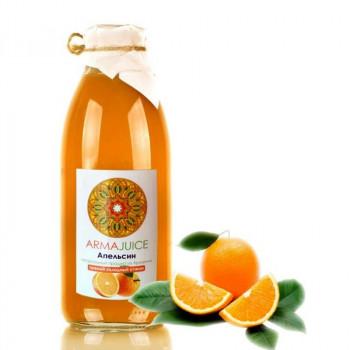 Сок ARMAjuice Апельсиновый прямого отжима, 0.75л