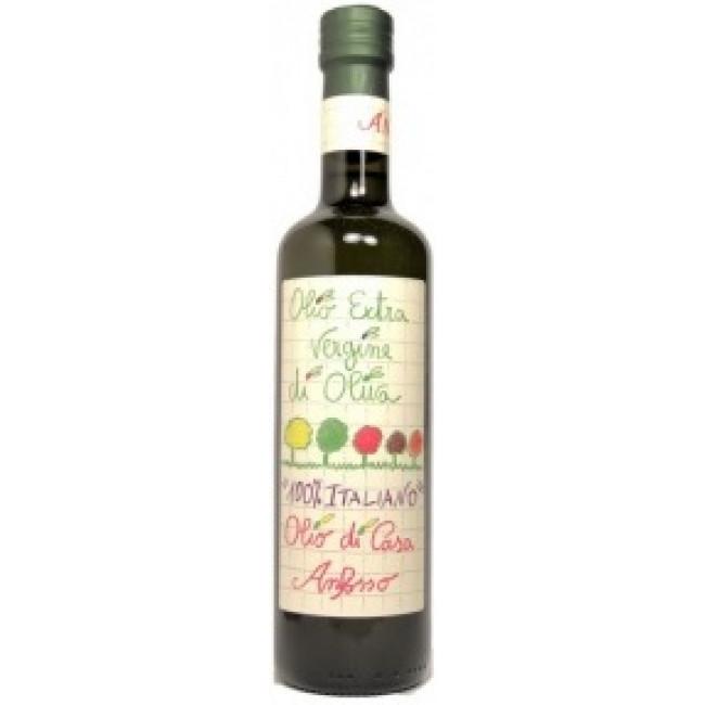 "Масло оливковое экстраверджине  ""Ди Каза Анфоссо"", Anfosso 500 мл."