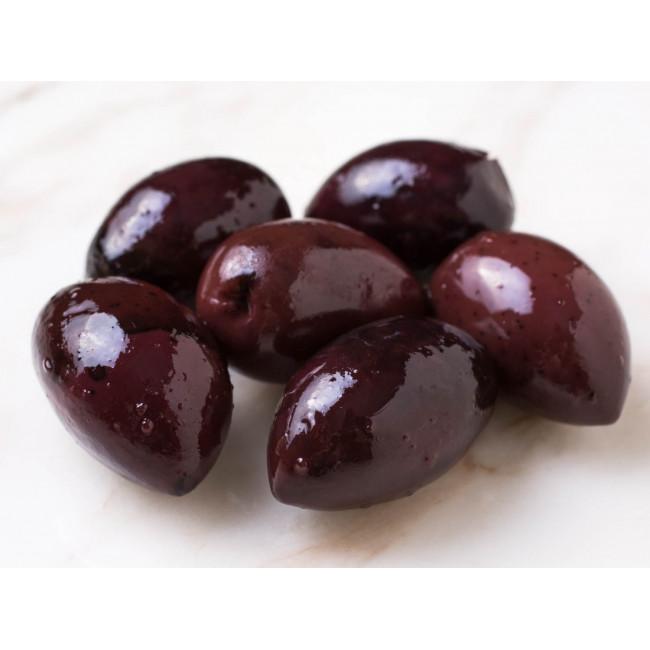 Оливки Каламата с косточкой Deas SA, весовые