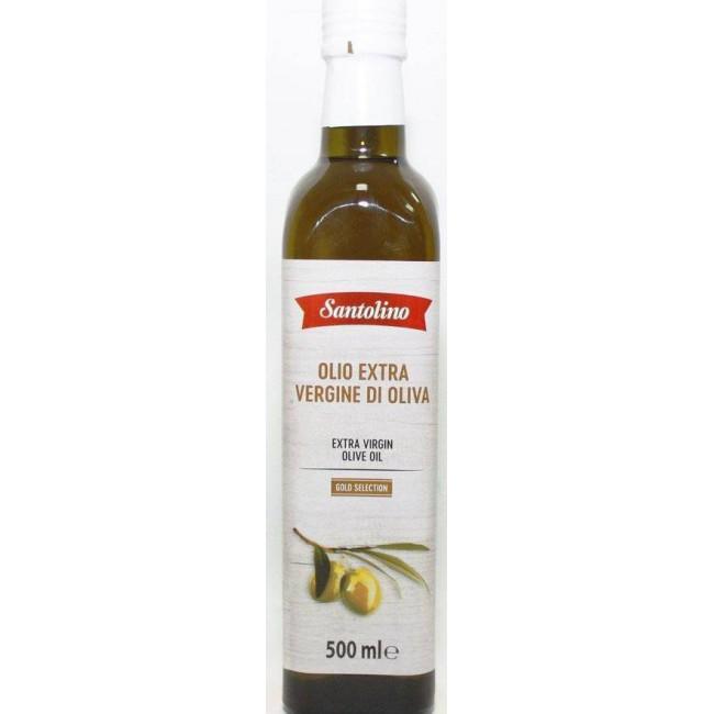 Оливковое масло Экстра Вирджин Santolino 0,5мл.