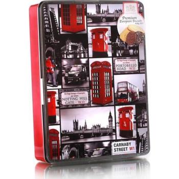 Ассорти бисквитного печенья GBS Лондон,  420г