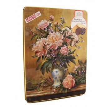 Ассорти бисквитного печенья GBS Цветы, 420г