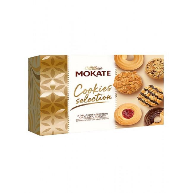 Ассорти сдобного печенья Mokate, 260г