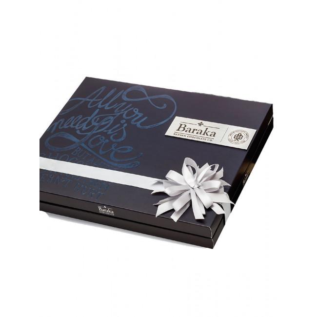 Ассорти шоколадных конфет Baraka Престиж, 192г