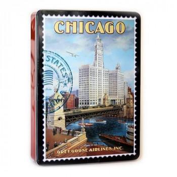 Ассорти бисквитного печенья GBS Чикаго, 420г