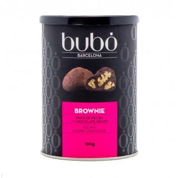 Орех пекан Bubo в горьком шоколаде, 190 гр.