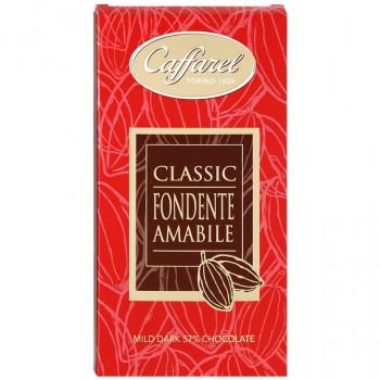Шоколад Caffarel горький Gourmet Bar Dark, 100 гр