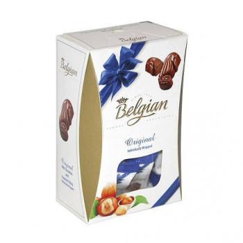 """Шоколадные конфеты Belgian """"Дары Моря"""" с ореховой начинкой, 135 гр"""