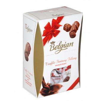 """Шоколадные конфеты Belgian """"Дары Моря"""" с трюфельной начинкой, 135 гр"""