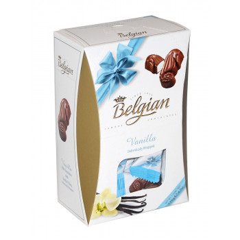 """Шоколадные конфеты Belgian """"Дары Моря"""" с ванильной начинкой, 135 гр."""