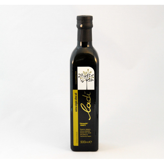 Оливковое масло Экстра Вирджин  Ladi 0.5 л