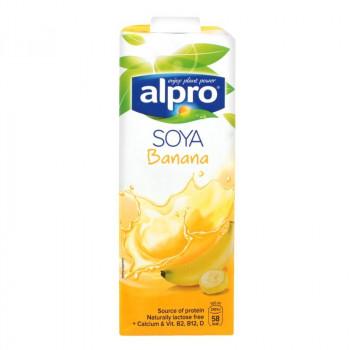 Напиток соево-банановый с кальцием и витаминами  ALPRO