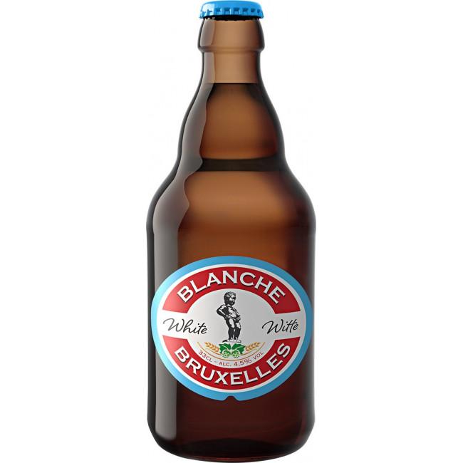 """Пиво Lefebvre, """"Blanche de Bruxelles"""", 0.33 л"""